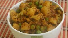 matar rassa bhaji recipe in marathi - YouTube