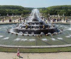 milă Artemis, Versailles, Apollo, Park, Apollo Program
