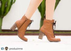 #Repost @produzirme with @repostapp.  o look é com elas  botas @tanarabrasil