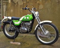 KAWASAKI KT 250  1972 / 75 I bought one of these new... Sweet machine. (Picture from internet search and not my actual bike).