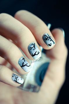 winter nail designs for beginners 2017 - Styles 2d