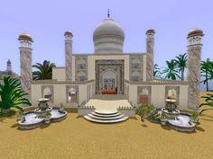 jadepanther198303's Arabian Wedding Chapel