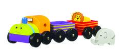 Orange Tree Toys - Animal Train