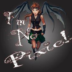 Fairy graffiti