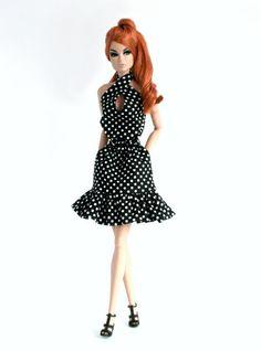 Dress for Barbie Silkstone Fashion Royalty от ChicBarbieDesigns