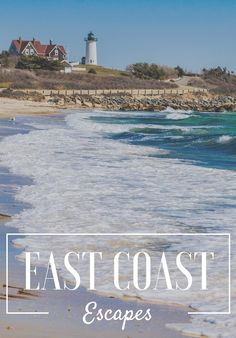 1000 images about favorite places spaces on pinterest for Beach vacations on the east coast