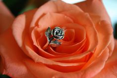 James Avery ring. Yes please! Size 4 :)