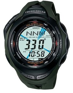 Protrek Triple Sensor Tough Solar PRG-90-3V Watch