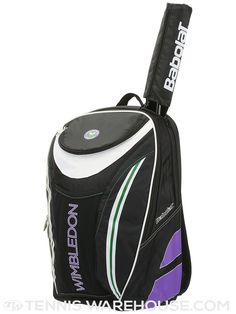 Babolat Club Wimbledon Backpack Bag | Tennis Warehouse