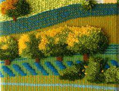 Weaving by cornelia sheep