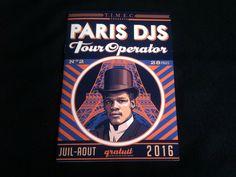 Paris DJs Tour Operator Magazine numero 2