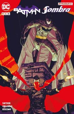 Batman La Sombra #batman #theshadow #comics #dcuniverse