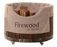 Porta-lenha firewood