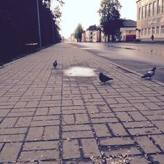 """Good morning #Rybinsk #morning"""