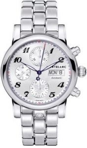 106468 MONT BLANC Star Chronograph Men Watch