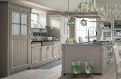 Gallery of la cucina country english mood di minacciolo ideare casa ...