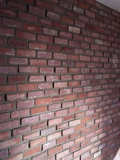 Red Brick Hardboard Wall Panel Lowes Unfinished