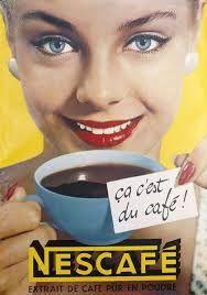 locandine pubblicità anni 50