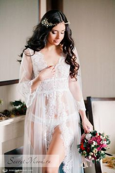 Новости Lingerie Dress, Pretty Lingerie, Babydoll Lingerie, Wedding Lingerie, Beautiful Lingerie, Women Lingerie, Wedding Underwear, Bridal Robes, Bridal Dresses