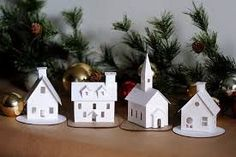 Image result for putz houses