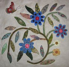 """""""...The Caswell Quilt..."""" E3   JANE'S THREADS AND TREASURES"""