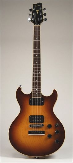 Fender Robben Ford model