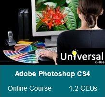 Online Class: Adobe Photoshop CS4