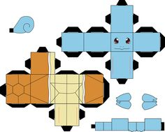 Squirtle cube
