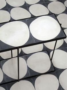 Arabic-inspired tiles by Sweden's Claesson Koivisto Rune; photo by Mårten Claesson