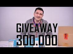 Giveaway 300.000 #buhnici