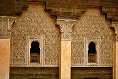 Madrasa in Marrakesh: Amazing Islamic Art