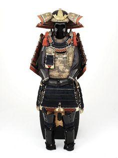 Ōyoroi tōsei gusoku.