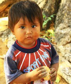Niño wayuu. Niño lindo