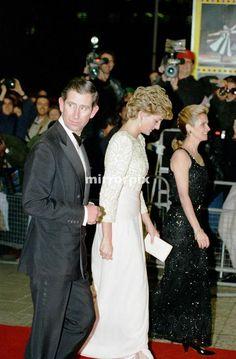 Royal Variety Performance, Dominion Theatre, London, Monday 7th December 1992…