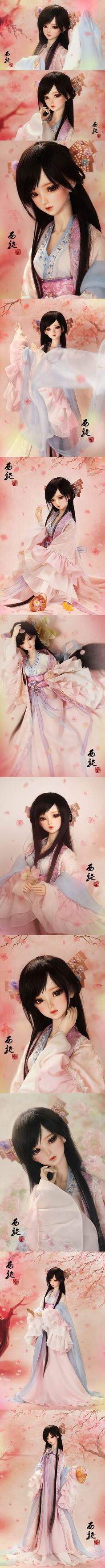(AS Agency)BJD Xi Shi Girl 62cm Ball-Jointed Doll_Size 62 ~ 72cm_Angell…
