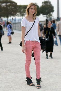 ストリートスナップ・ファッションスナップ写真を見る