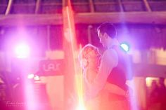 Alli and Chris Excellence Riviera Cancun wedding