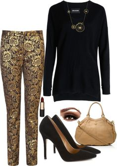"""Rich"" by classic-vintage-iconic on Polyvore"
