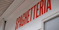 Spaghetteria Explore Utrecht 1