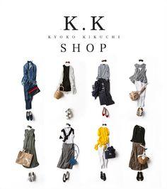 Kyoko Kikuchi's Closet 菊池京子のクローゼット