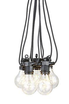 Deco LED lysslynge