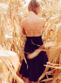 Vogue Australia December 2014 Model: Lindsey Wixson Photographer: Will Davidson Fashion Editor: Christine Centenera Hair: Panos Papandrianos Make-up: Pep Gay