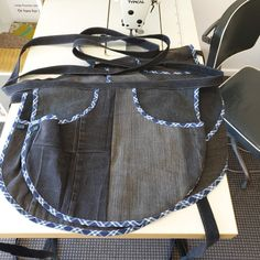 Peg Apron made from upcycling jeans $45 each or two for $80