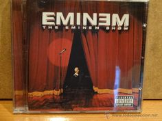 EMINEM. THE EMINEM SHOW. CD / AFTERMATH RECORDS - 2002. 20 TEMAS. BUENA CALIDAD.