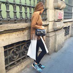 Natural shades | #milan #kisterss