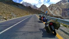 The World's 6 Most Extreme Road Trips that Will Give You the.- The World's 6 Most Extreme Road Trips that Will Give You the Chills – BookMotorcycleTou… - Lego Wallpaper, Music Wallpaper, Karakoram Highway, Dangerous Roads, Long Distance, Touring, Pakistan, Chill, Road Trips