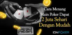 Tujuan utama para bettors bermain Poker IDN Online sudah pasti memperoleh kemenangan dengan jumlah yang besar. Hal ini sangat wajar sekali, karena setiap anda memainkan sebuah permainan pasti anda bertujuan untuk memenangkan permainan tersebut. Full House, Poker, Places, Lugares