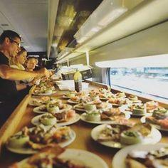Le train du cholestérol, vous connaissez ? Non ? Dommage, parce que nous, on y était. @aymericmantoux vous raconte cette épopée ferroviaire sur mag.lesgrandsducs.com. - #foiredulivredebrive @sncf #ouiouioui #legrascestlavie #tgvparisbrive #travelwithstyle #eatwithstyle Grand Duc, Table Settings, Train, Costumes, Instagram, Dress Up Clothes, Fancy Dress, Place Settings, Strollers