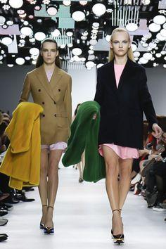 Christian Dior Ready-to-wear Fall Winter 2014 #PFW