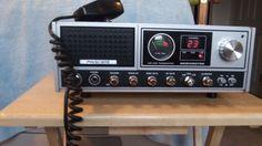 President Washington 40 channel Base CB AM / SSB #PresidentElectronics